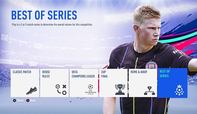 FIFA 2019 House Rules Mode Spices Up The Beautiful Game