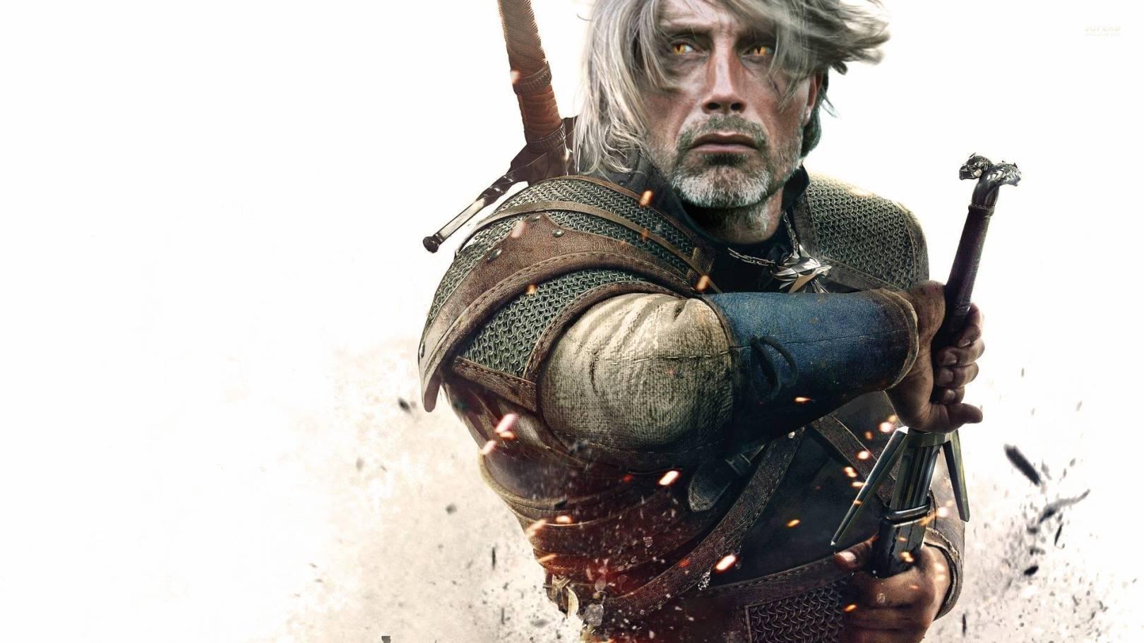 Geralt Mads Mikkelsen