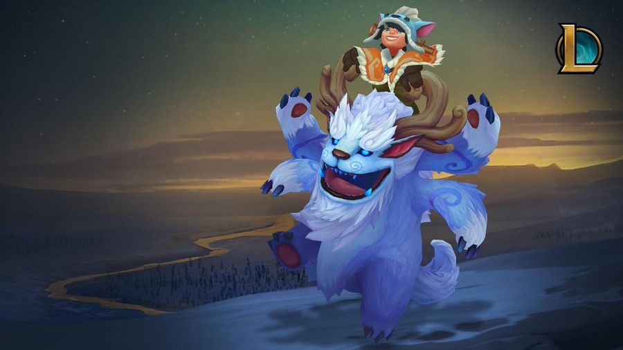 Riot Games Brazil Accidentally Leaks Nunu's Entirely New