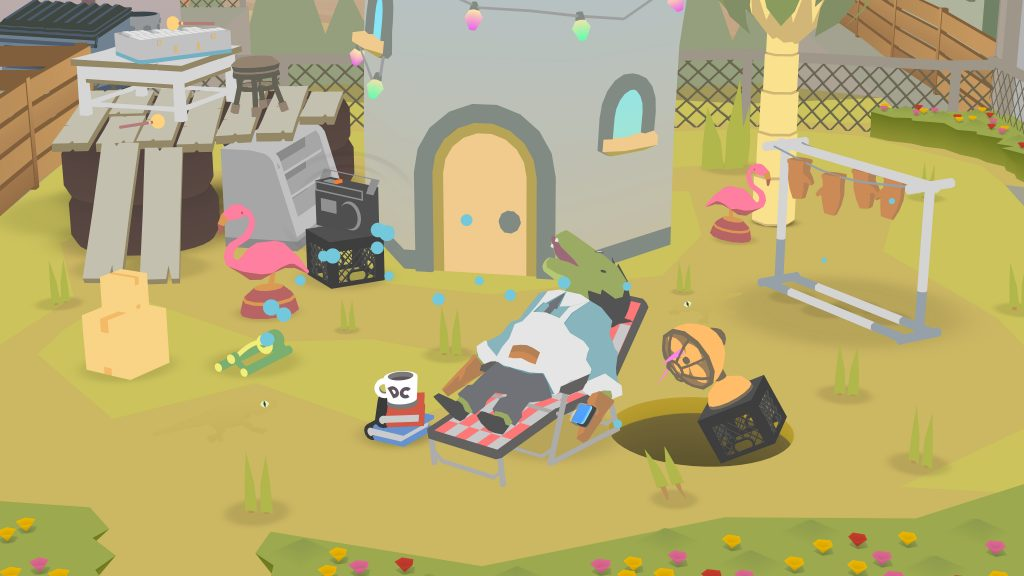 Zany Physics Puzzler Donut County Releases On August 28th