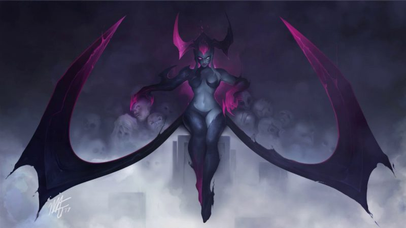 lol guide how to counter evelynn