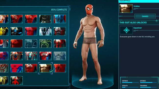 Spider-Man (PS4): How To Unlock All 28 Suits - EXP GG