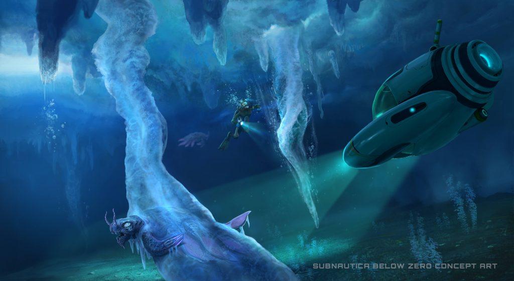Unknown Worlds Reveals Subnautica Expansion 'Below Zero'