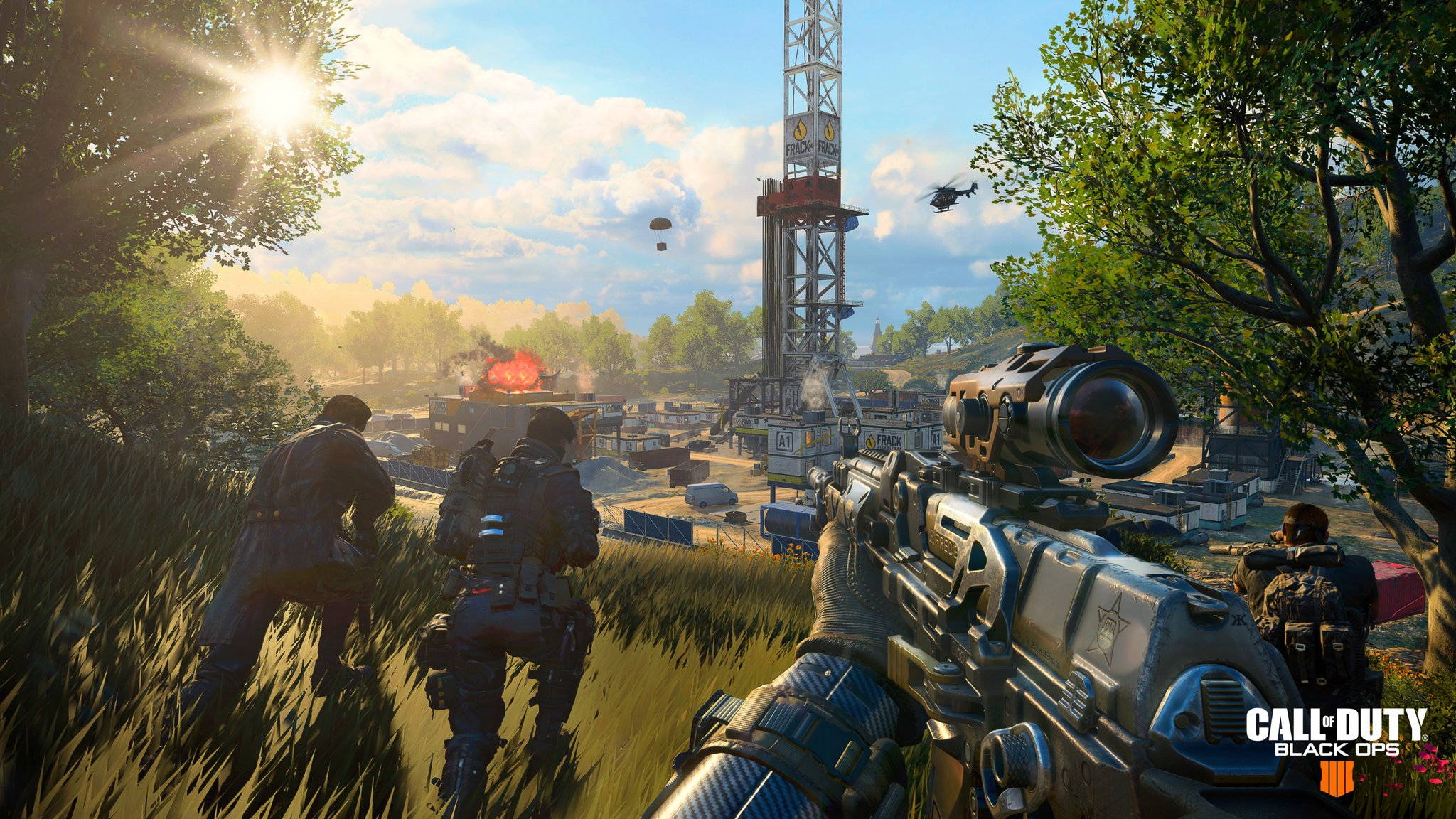 6 Reasons Why Call of Duty: Black Ops 4 Blackout Is Irresistible