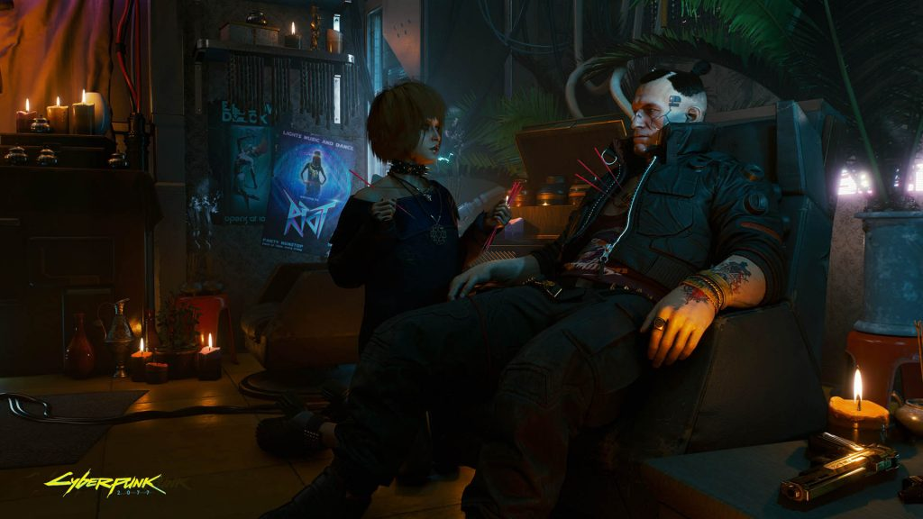 CD Projekt Red Plan To Have Photo Mode In Cyberpunk 2077
