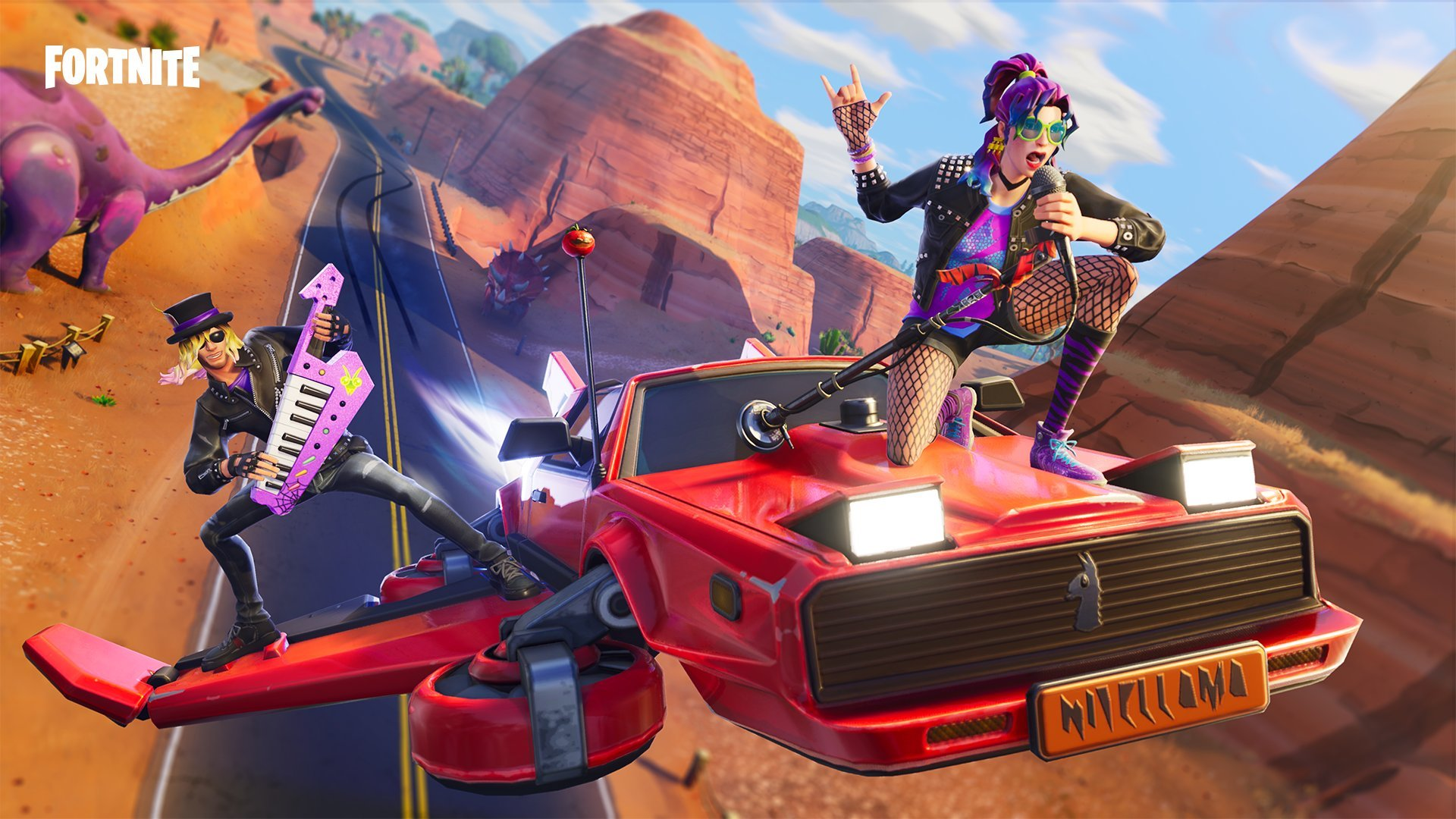 Switch Online Subscription Isn't Required To Play Fortnite