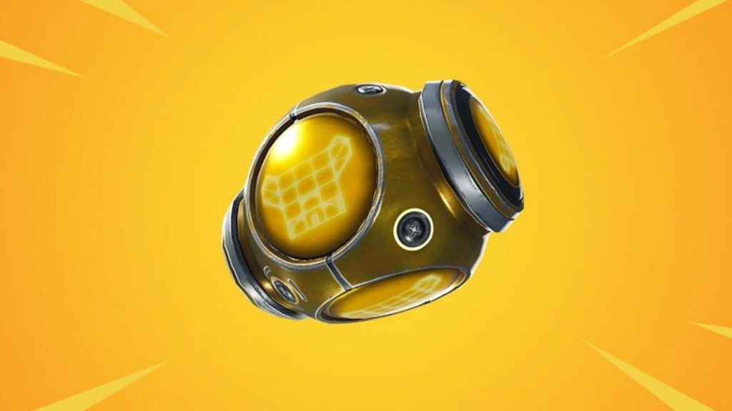 Port-a-Fortress Grenade Heading To Fortnite Soon