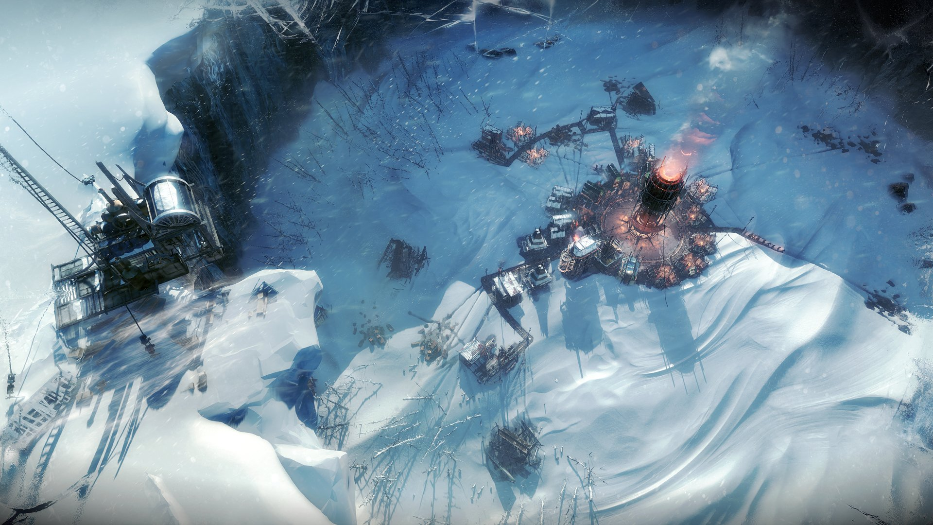 Free Frostpunk The Fall of Winterhome Expansion Lands This Week