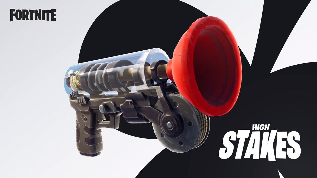Fortnite Goes Vertical With Upcoming Grappling Hook Item
