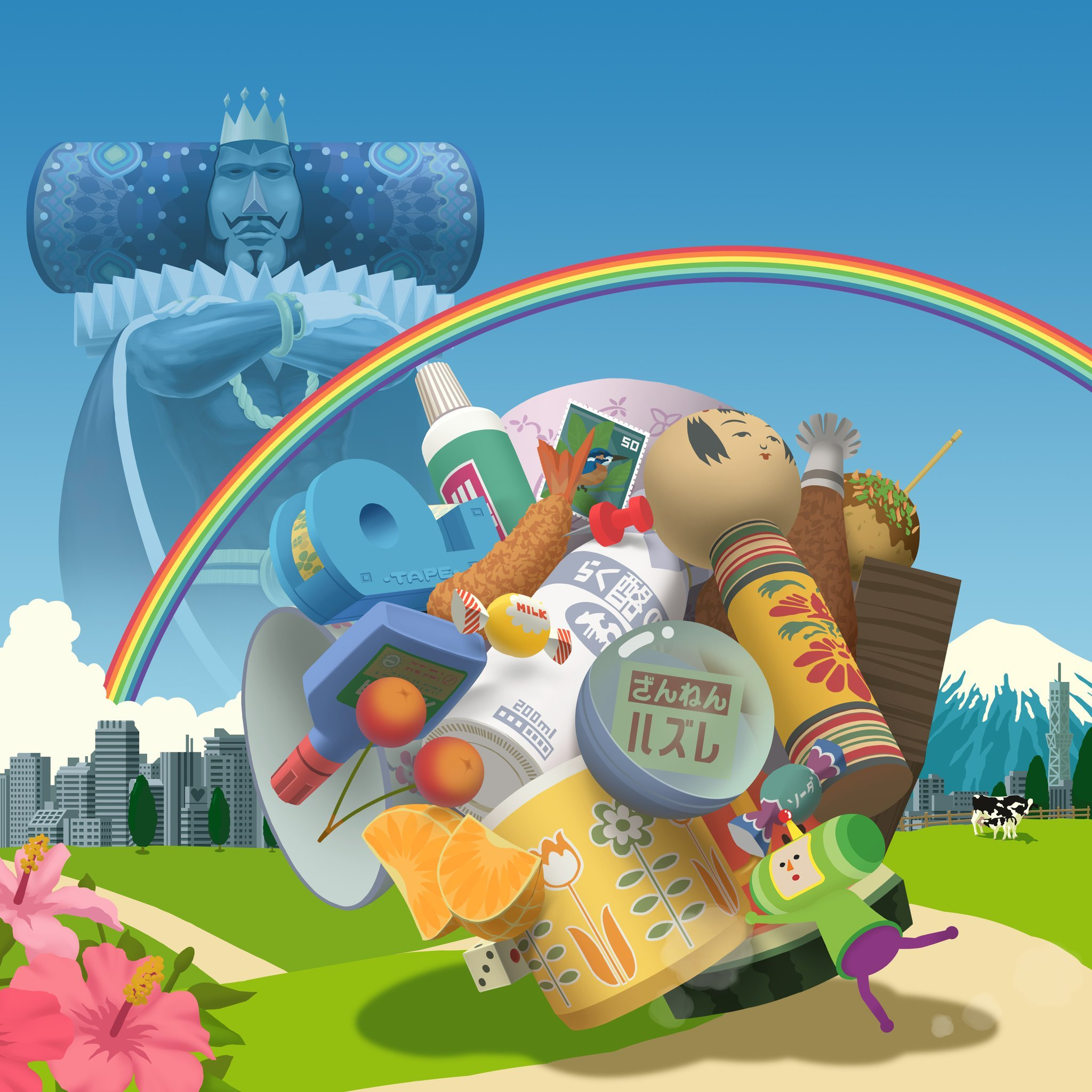 Katamari Damacy Remaster Rolls On To Switch & PC This December