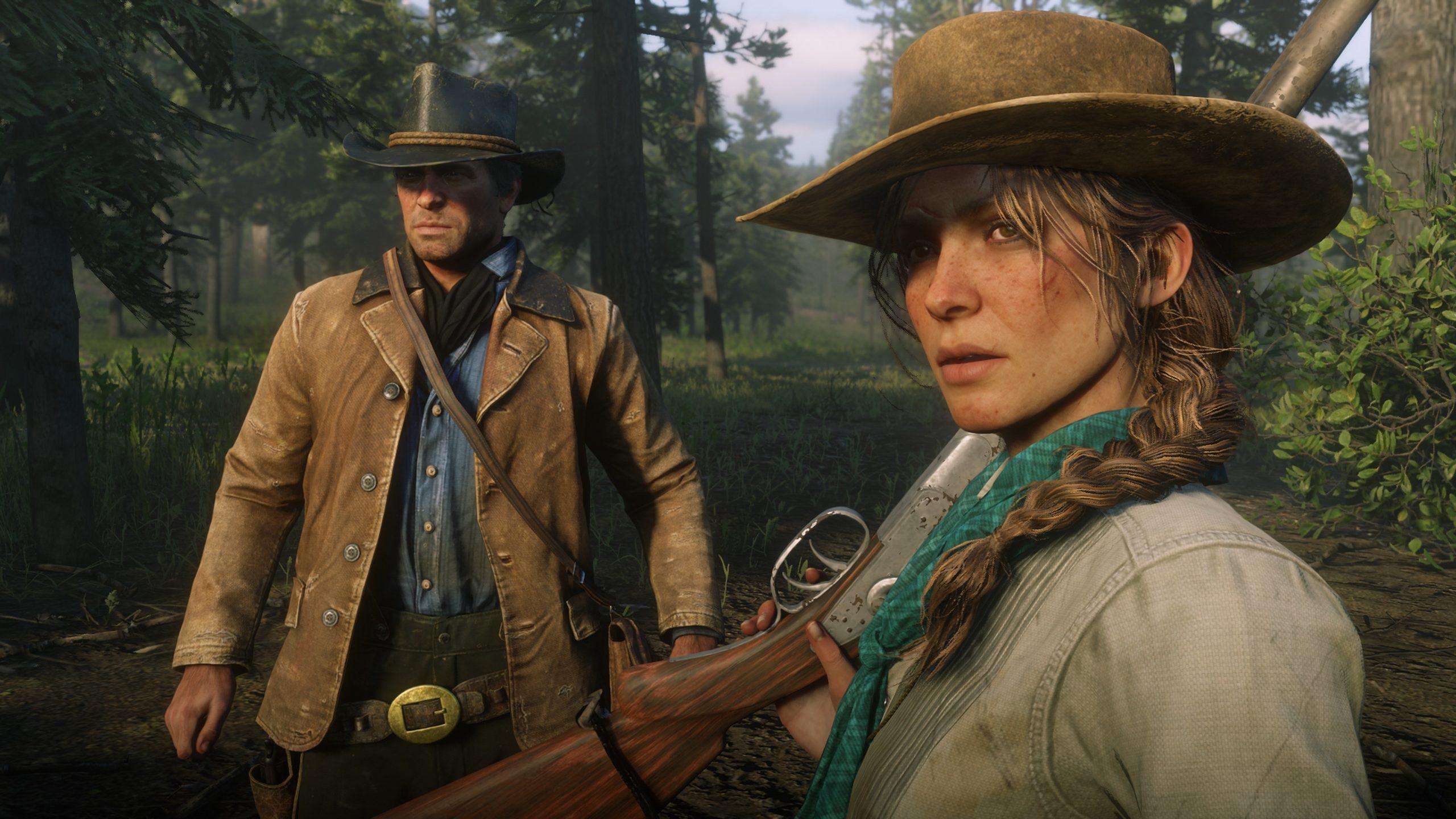 Rockstar Announces Red Dead Online, Public Beta This November