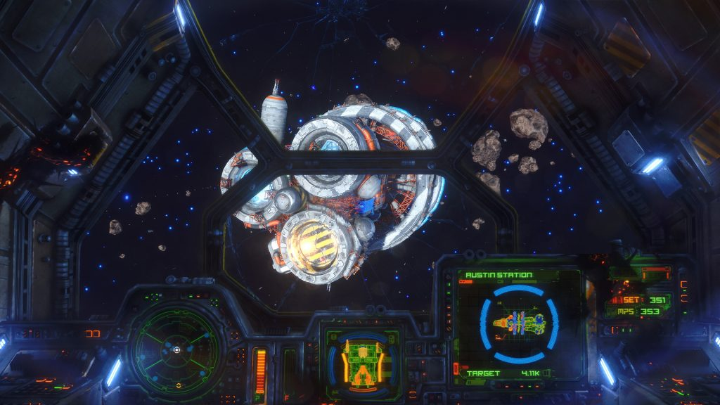 Double Damage Games Announces 'Rebel Galaxy Outlaw'
