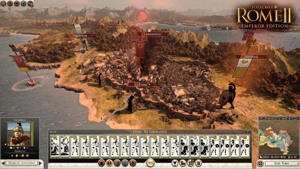 Total War: Rome 2 Fans Are Pissed Because The Game Has Women In It