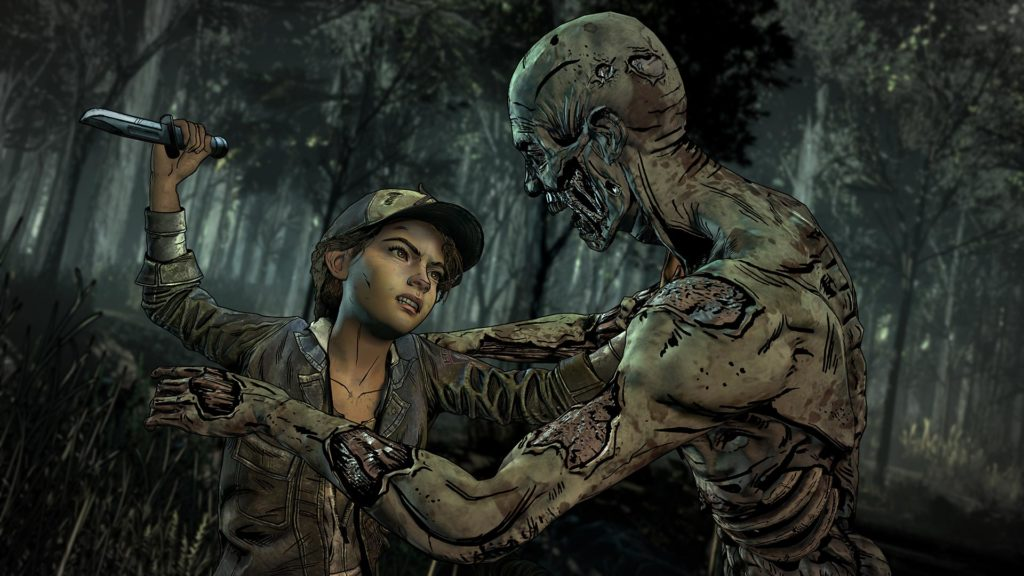 Telltale Offers Renewed Hope of The Walking Dead Being Completed
