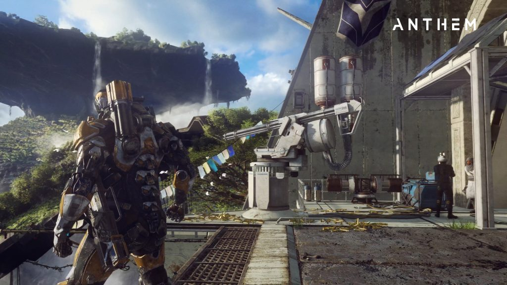 Developer Bioware Confirms 'Anthem' Is Now In Alpha
