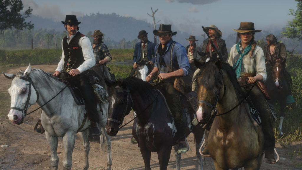 Rockstar Releases Red Dead Redemption 2 Character Bios