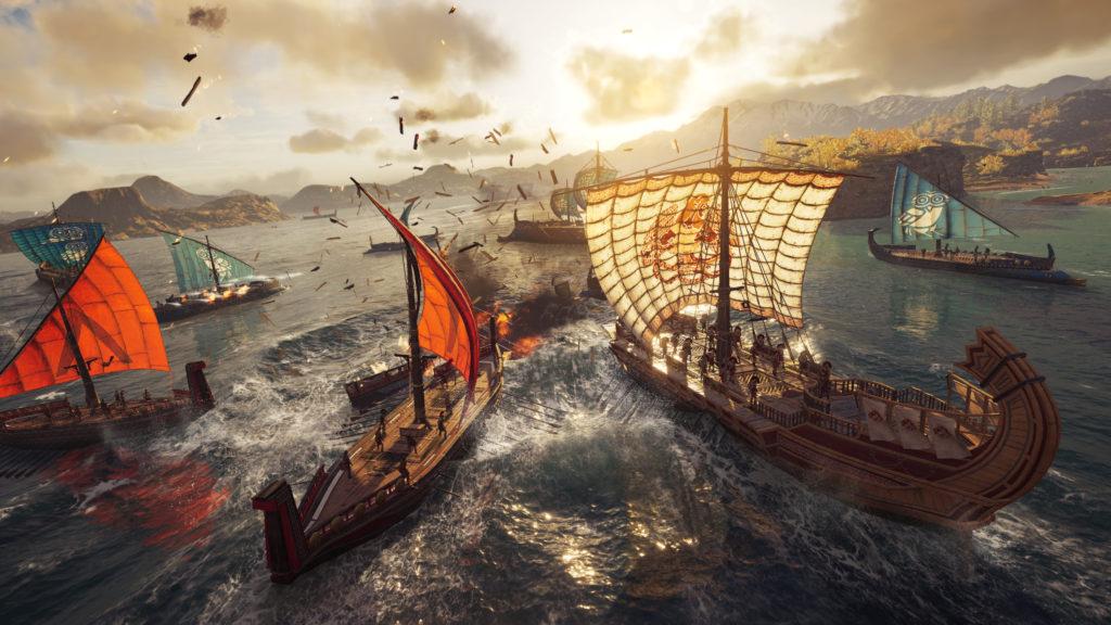 7 Reasons Why Assassin's Creed Odyssey Is Worth Your Time