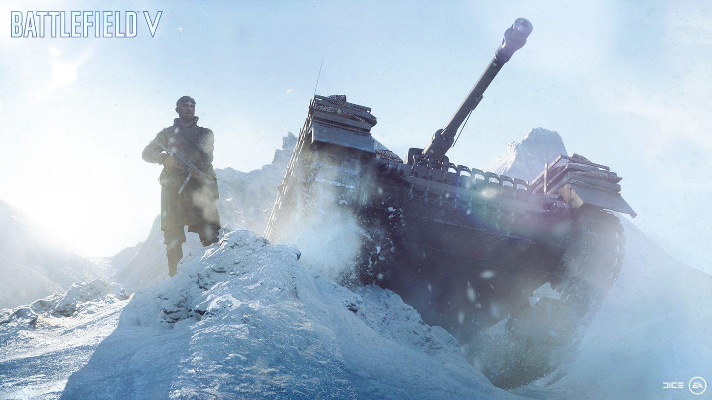 Battlefield V Battle Royale Mode 'Firestorm' Won't Launch Until March 2019
