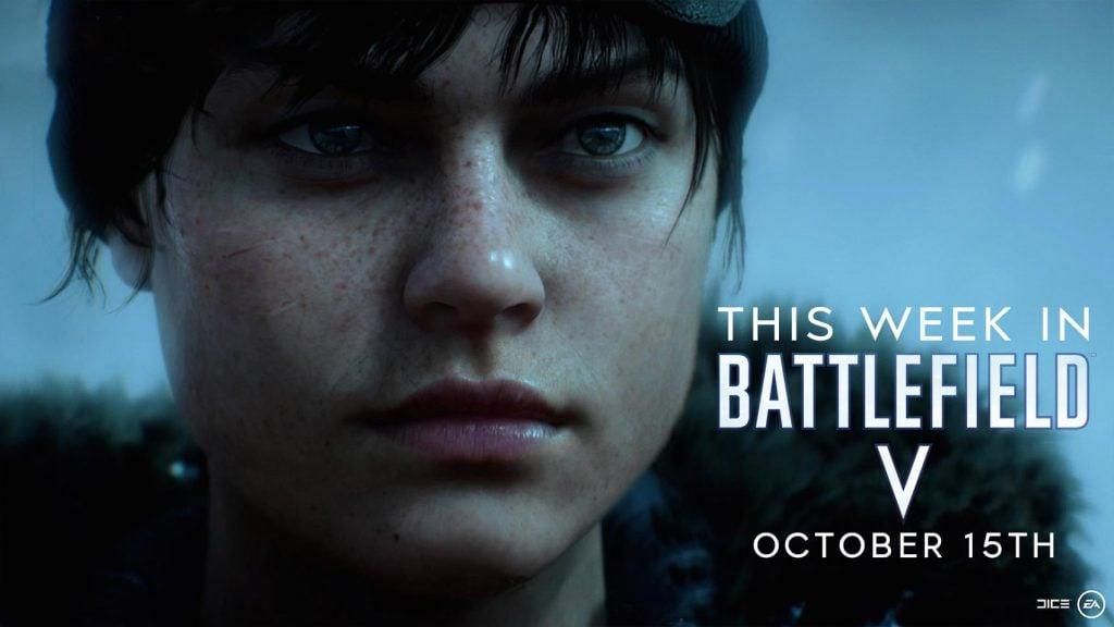 DICE Releases Stirring Battlefield V War Stories Single Player Trailer