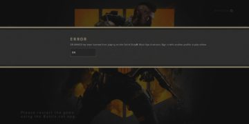 Battlefield V Dev Banned From Black Ops 4 For Being Too Good