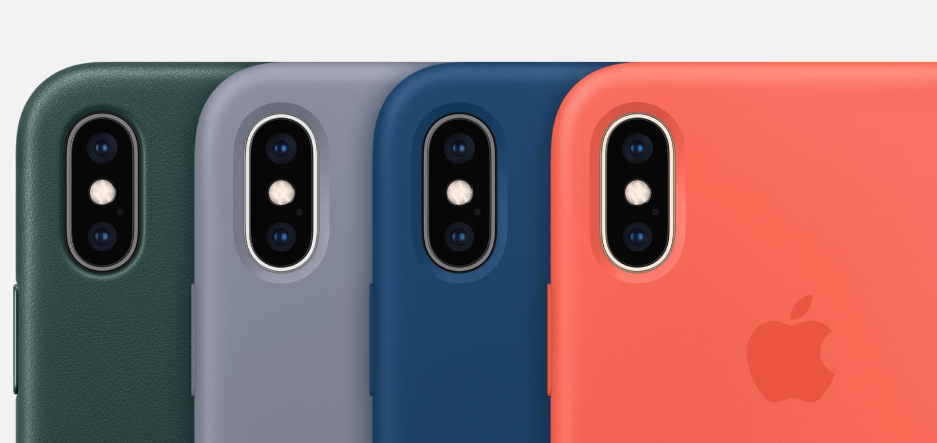 Apple 原廠 iphone xr xs 保護殼