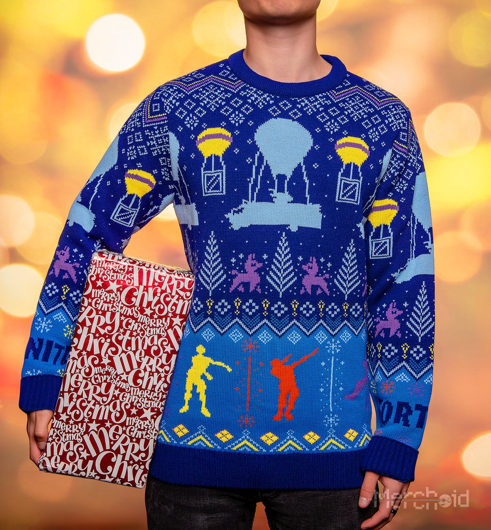 This Week In Gaming Nonsense: Fortnite Christmas Sweaters Anyone?