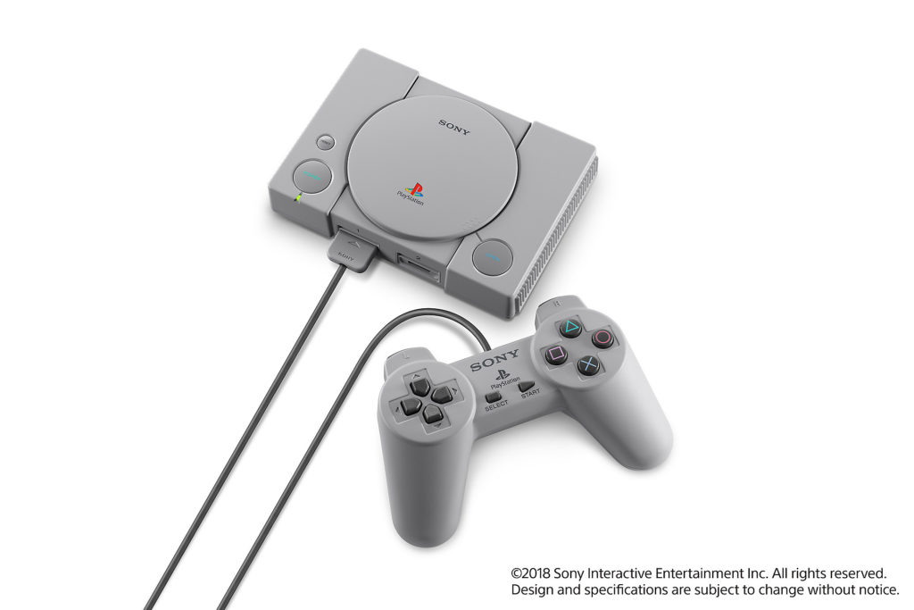 Full Lineup Of 20 Preloaded PlayStation Classic Games Unveiled