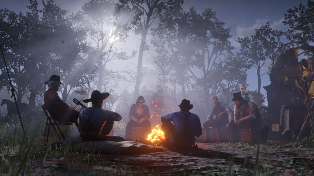 First Impressions Of Red Dead Redemption 2: Rockstar's Finest Opus