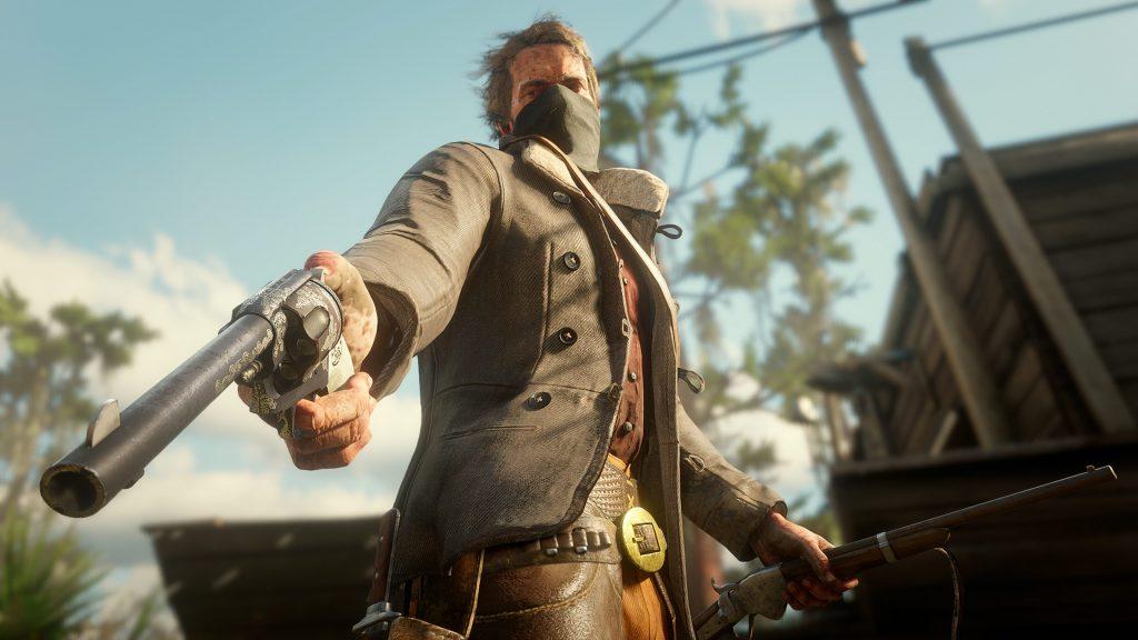 Rockstar Showcases Red Dead Redemption 2 Weaponry & Customization