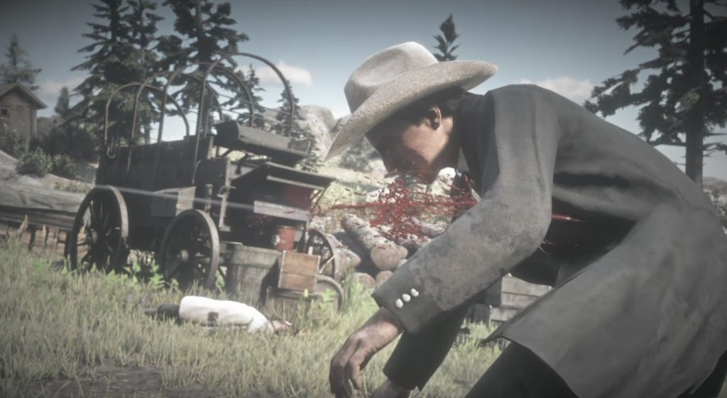 23 Second Red Dead Redemption 2 Gameplay Video Leaks