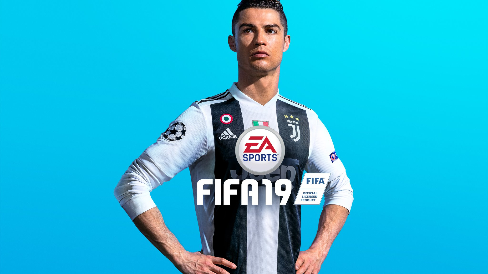 Ronaldo No Longer Features On EA FIFA 2019 Social Media Accounts