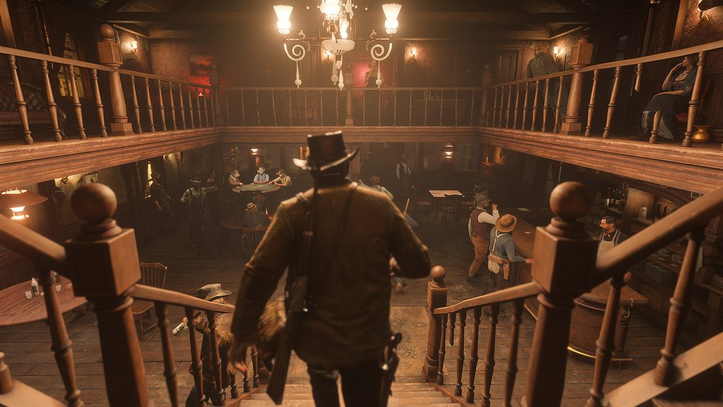 Rockstar Releases New Red Dead Redemption 2 Gameplay Trailer
