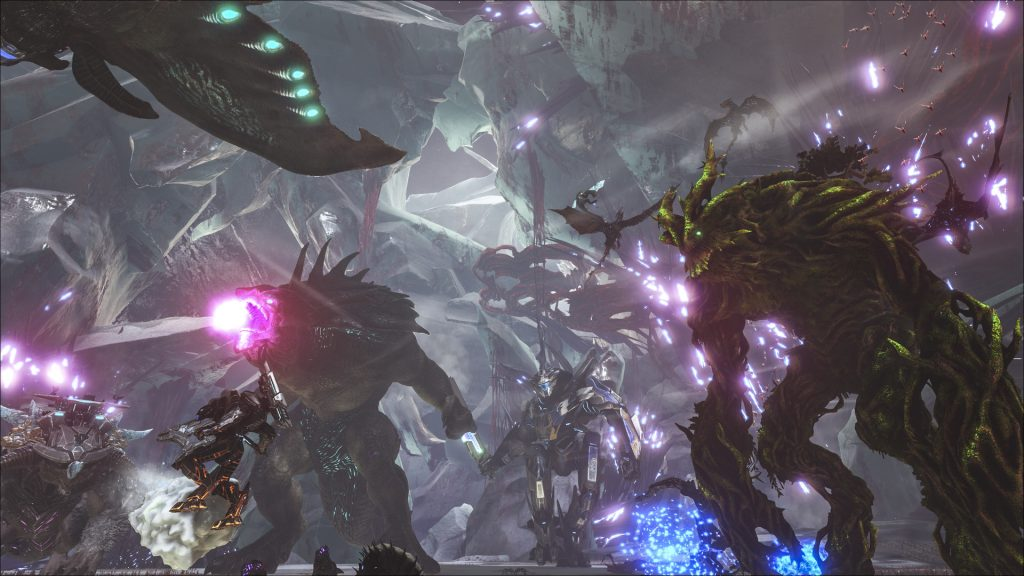 Ark: Survival Evolved 'Extinction' DLC Launches Today
