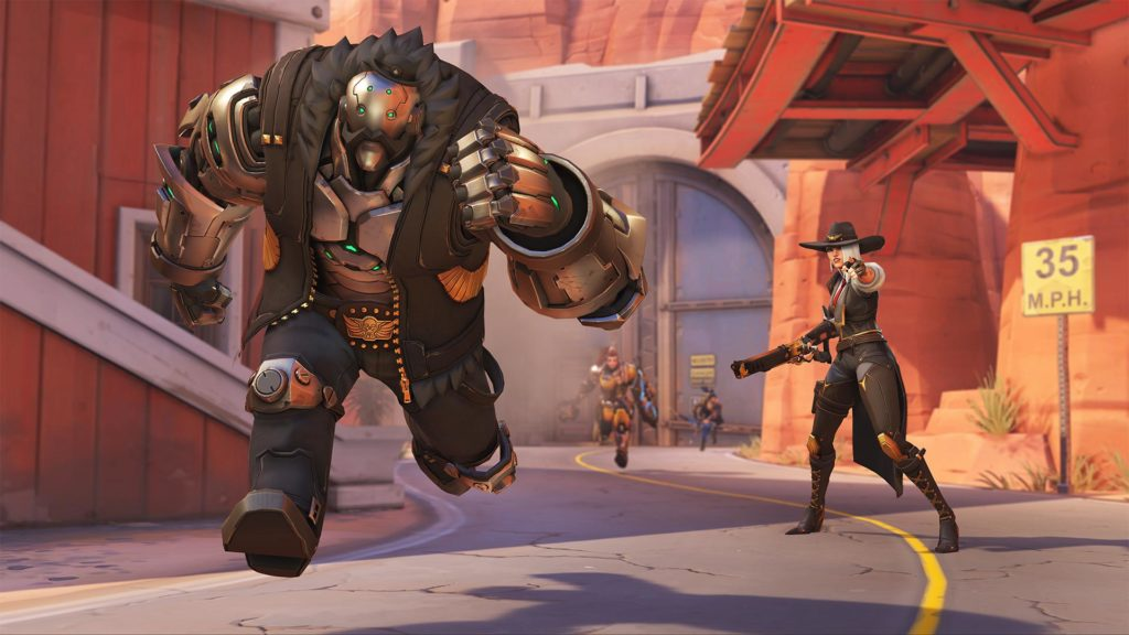 Next Major Overwatch Patch Will Require Full Reinstall