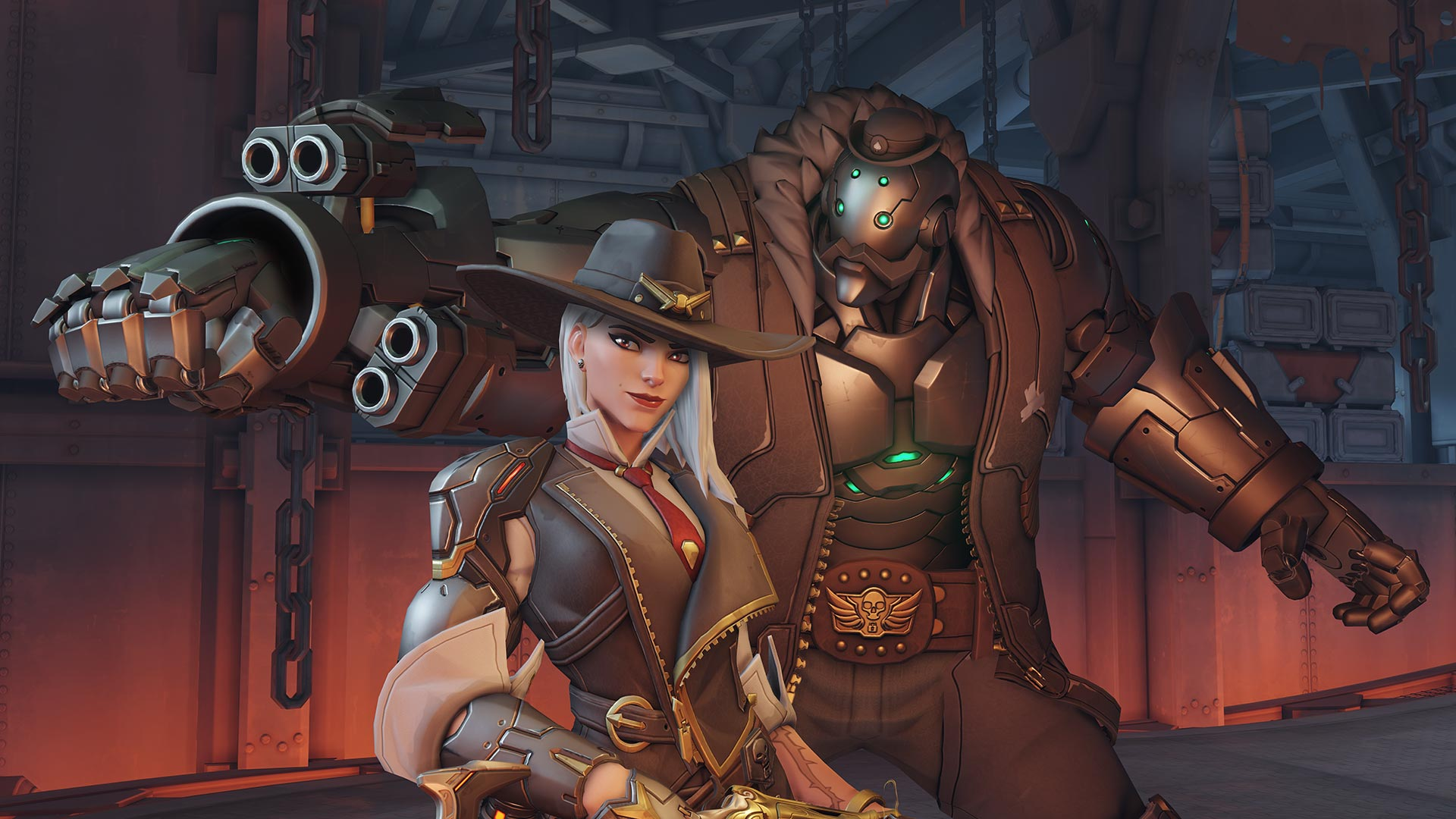 Overwatch's Newest Hero Is The Rebellious Gunslinging Badass Ashe