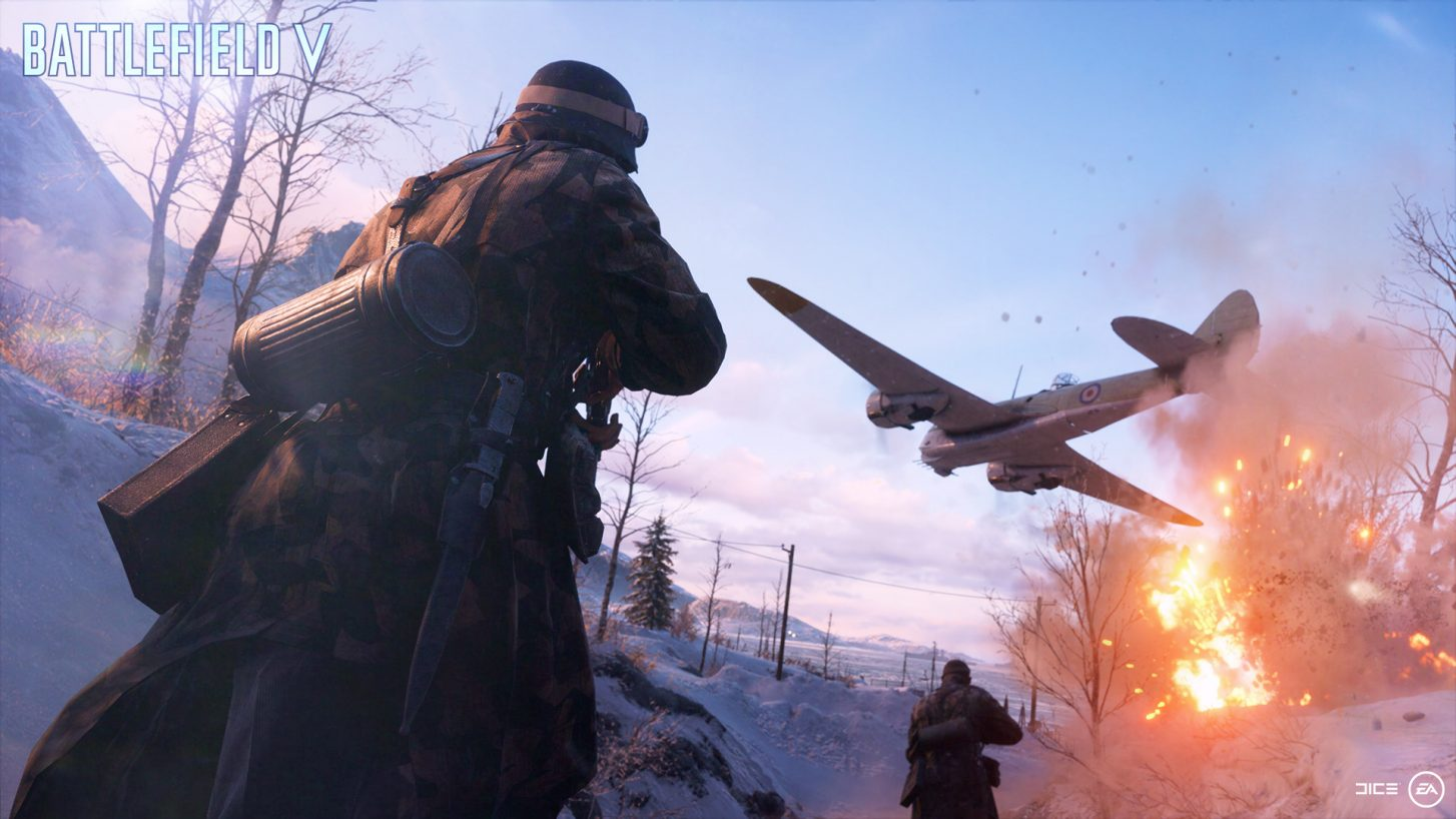 5 Ways Battlefield V Is About To Dethrone Call of Duty: Black Ops 4