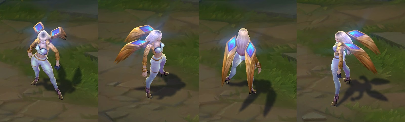 League Of Legends Goes K-Pop With New Champion Skins - EXP GG