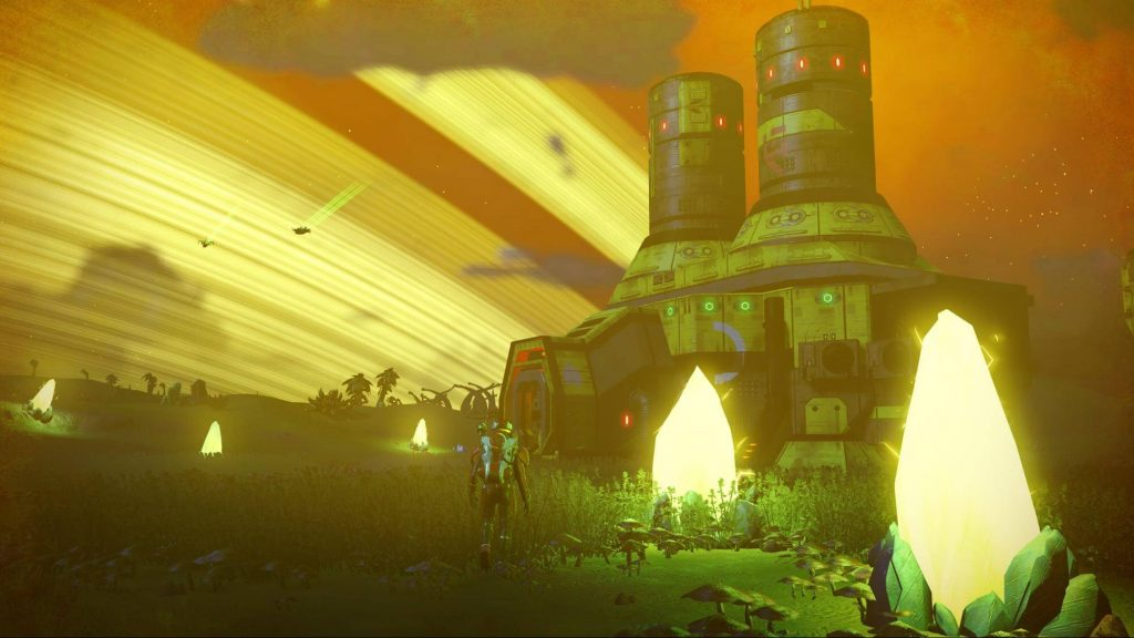 Unexpected No Man's Sky Update 'Visions' Drops Today