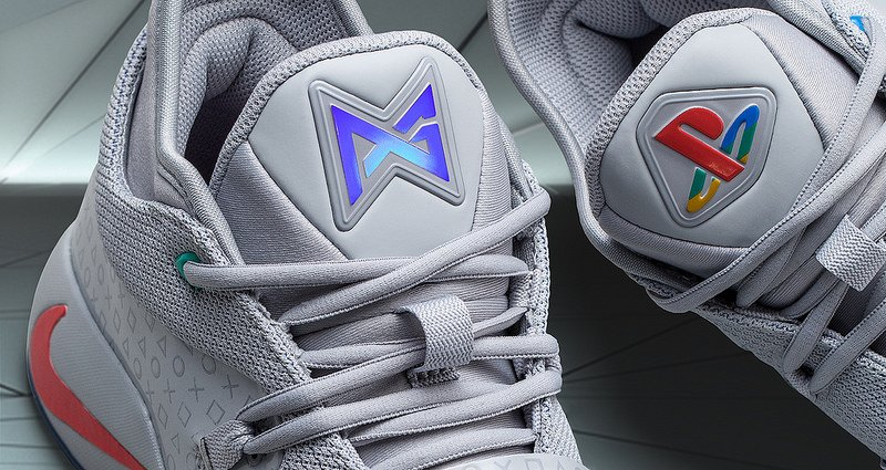 Sony Announces Second Sneaker Collab With Nike & Paul George