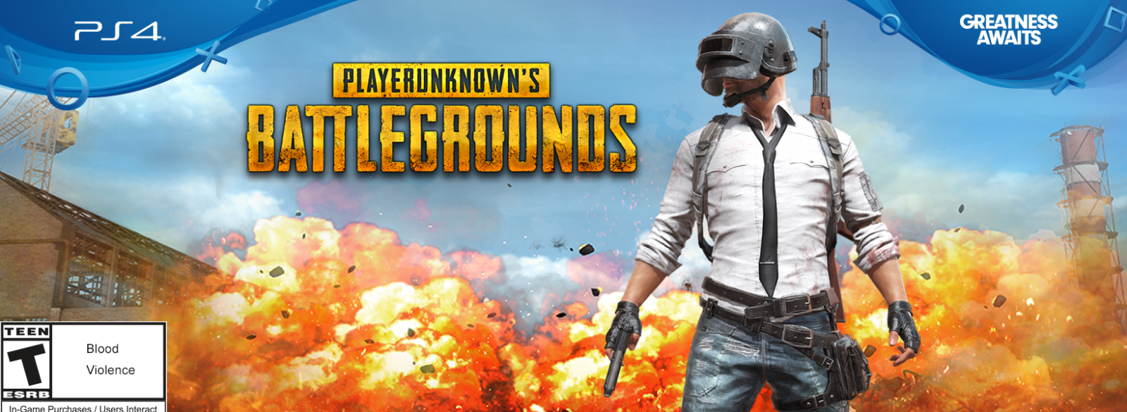 PUBG Officially Releases For PlayStation 4 On December 7th
