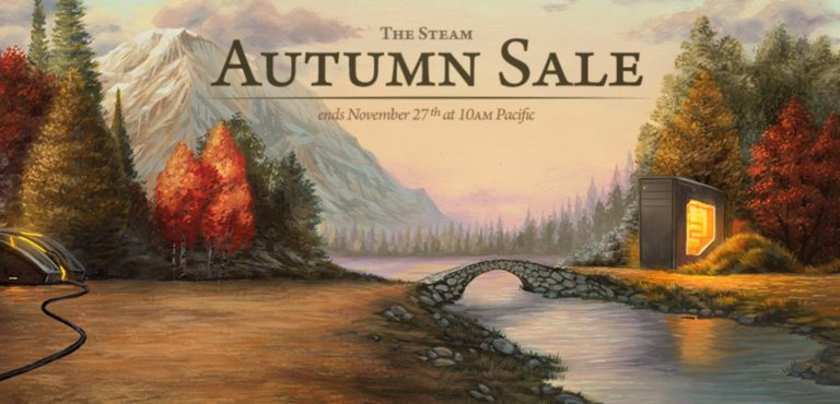 The Steam Autumn Sale Is Now Live With Some Great Deals