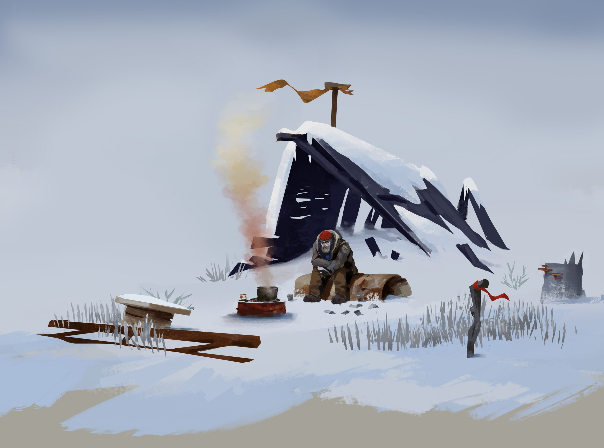 Hinterland Delays The Long Dark Wintermute Episode 3