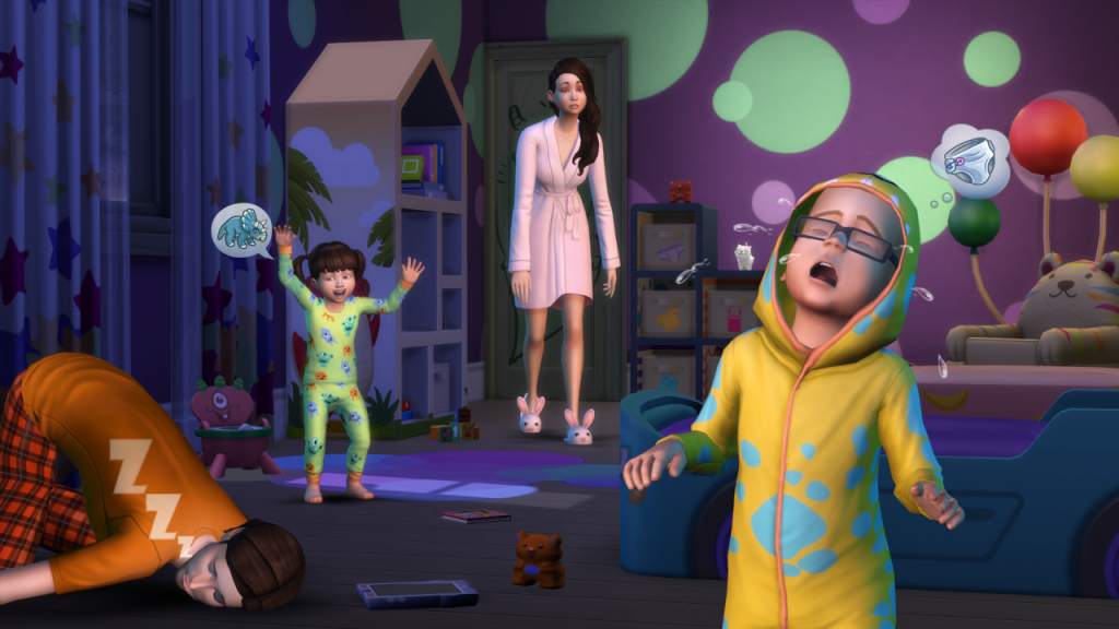 4 Games That Capture The Trials & Tribulations Of Being A Parent