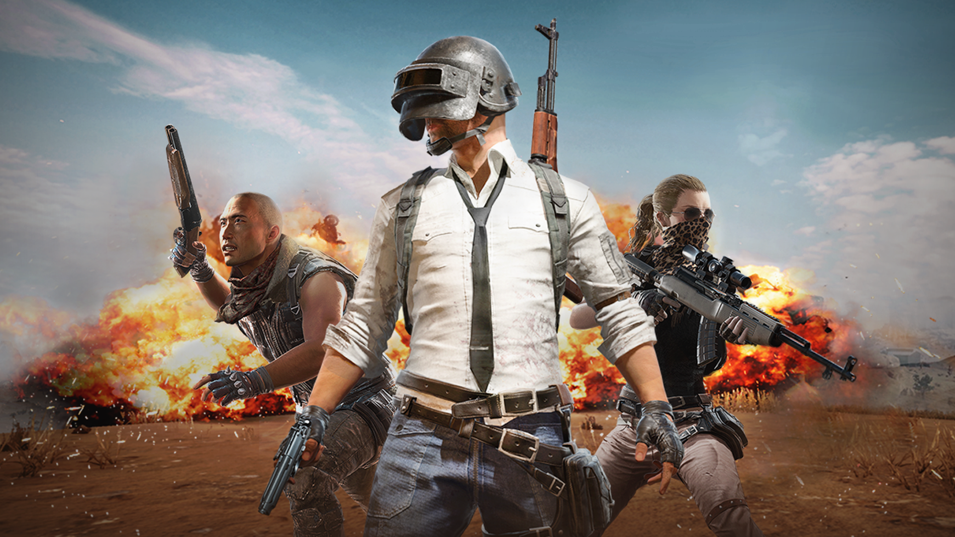 PUBG Allegedly Landing On PlayStation 4 This December