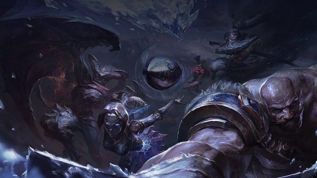 The League of Legends can not bear it! Riot Open Balance