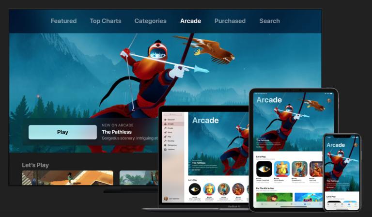 家庭、休閒玩家必備!遊戲訂閱服務 Apple Arcade 介紹