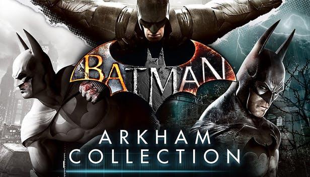 Epic Games 商城限免:《蝙蝠俠:阿卡漢》及《樂高蝙蝠俠三部曲》