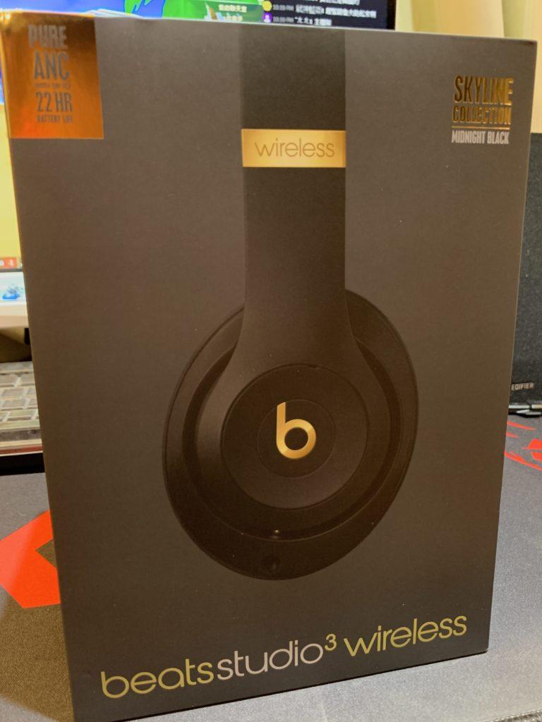 Beats Studio3 Wireless 心得