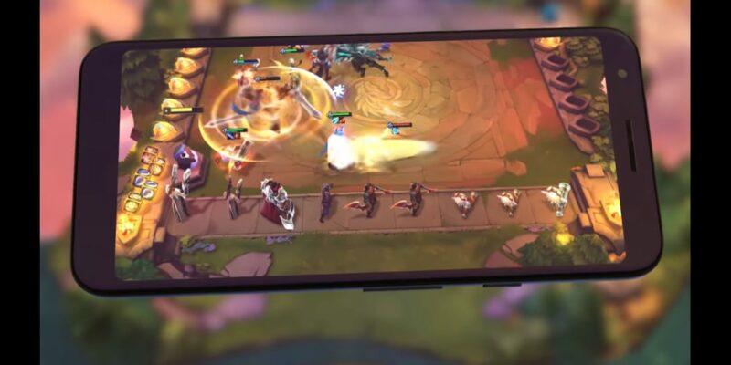 《英雄聯盟》手機歸手機,電腦歸電腦!聯盟戰棋僅東南亞區無法跨平台遊戲!