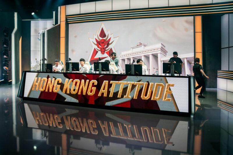 《英雄聯盟》入圍賽 Day2 / HKA 1-1 戰機互咬, LCK 賽區代表DWG 瘋狂虐泉!